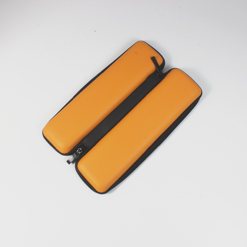 2014 bright color professional pen case with pu surface
