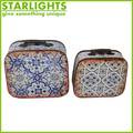 Hot Sell New Cheap Wooden Linen Decorative Suitcase For Home Storage