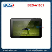 Various styles Webcame 1GB/8GB a20 10 inch high speed processor tablet pc