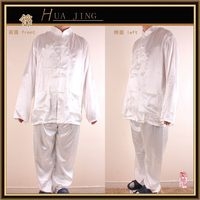 Fashionable new arrival satin silk sexy pajamas