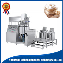 500L equipment for production of sausage vacuum emulsifying mixer