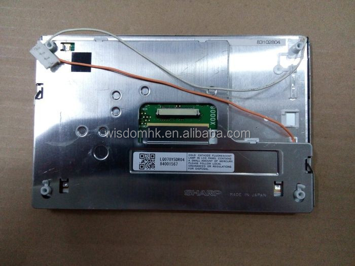 "LQ070Y5DR04 7"" LCD SCREEN DISPLAY ORIGINAL"