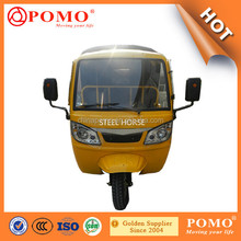 China Cargo With Cabin Top Grade Mini 5 Wheels 2 Tricycle With Double Rear Tyre,Adult Motos With Roof,150Cc Moto Triciclos