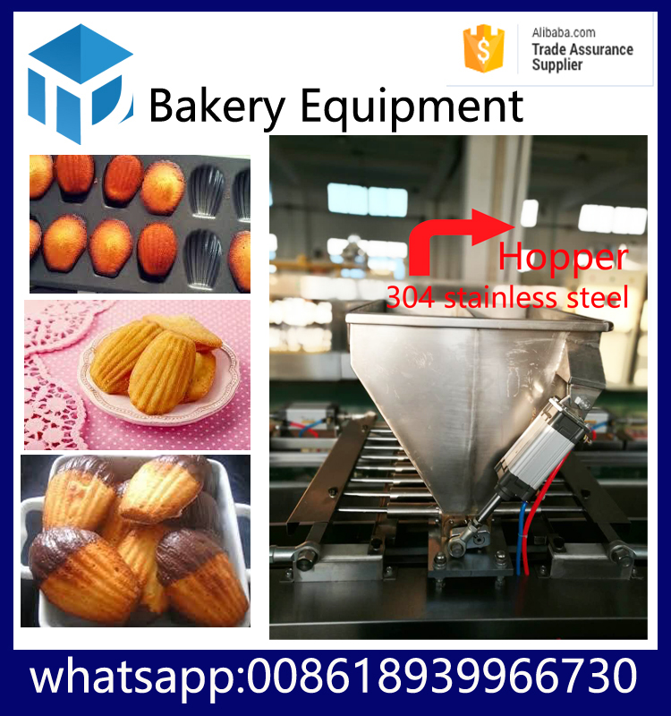 shanghai tudan complete cake making machine automatic cake filling machine for cream price of cake oven