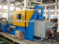 die casting machine with metal melting electric furnace