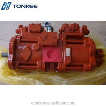 hot sale hydraulic pump K3V112 genuine main pump hydraulic motor