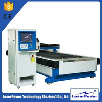 High quality middle model metal laser cutting machine for railway locomotives