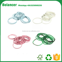 Crazy Wholesale Color Mix Elastic Hair Band Small Rubber Bands
