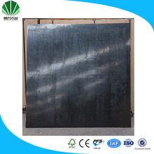 HONGYU first grade E1 concrete formwork film faced plywood shuttering plywood timber poplar plywood outdoor ISO9001 FSC CARB 5mm