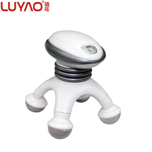 Luyao Vibration hand held portable mini electric massager