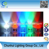5mm red blinking led diode leds china