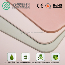 bathroom diatomite mat Japanese diatomaceous absorption diatomite bath mat