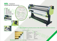 roll hot laminator\film unwinder cold laminator