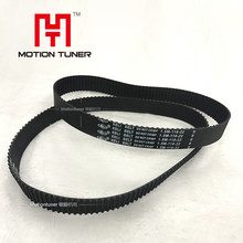 Industrial rubber timing belts for wire cutting machine