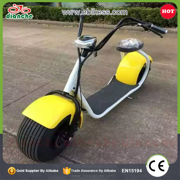 Modern design mobility electric scooter