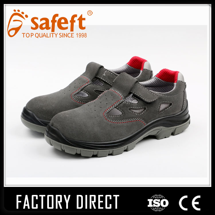 Most comfortable deltaplus portugal sandal safety shoes/sandal