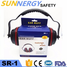 New product 2017 earmuff for sleeping sound proof ear muff with low price