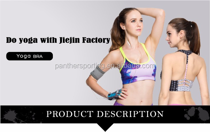 Wholesale Custom Blank Sports Bra Top Class Designed Tight Bra Tight Comfortable Mesh Bra