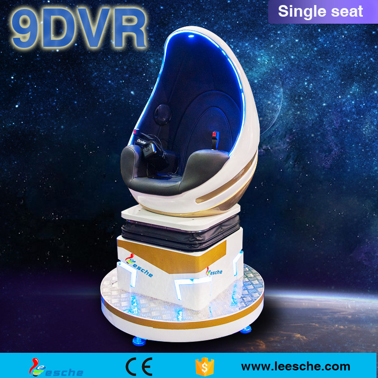 Made in China Manufacturer Home / Park/ mall Use 9D VR Theater, 9d VR cinema