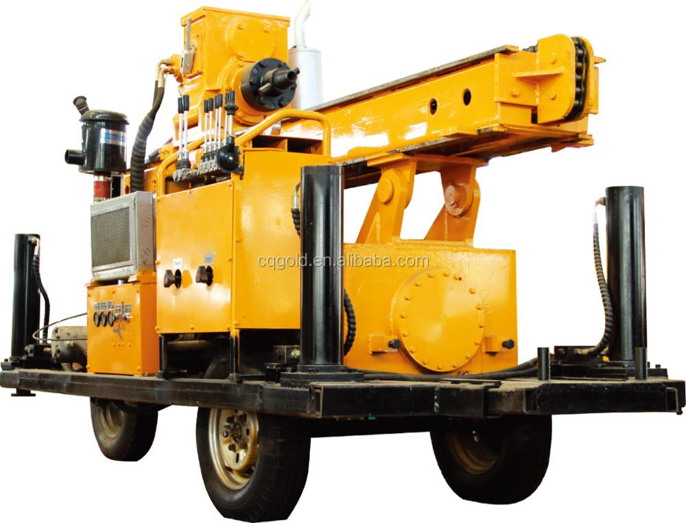 Similar Type with rockbuster r100 portable water well drilling rig for sale