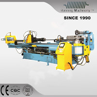 114CNC Steel Pipe Bending Machine 1/2 2 inch For Steel Pipe Furniture and Bicycle Solutions