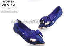 nice flats 2013 ladies fashion flat shoes beautiful shoes H7023