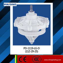 washing machine gear box/speed reducer washing machine /spare parts gear box Lavado de equipo