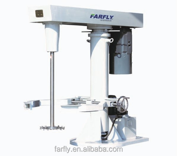China Farfly FDG CE Certified High Speed Powder Mixer Machine