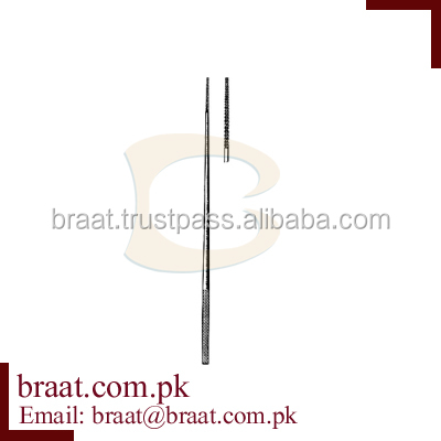 Farrel Cotton Applicator Threaded 12cm/Dermatology Otology & Probe