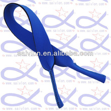 Promotional Neoprene adjustable eyeglass strap / eyeglass croakies