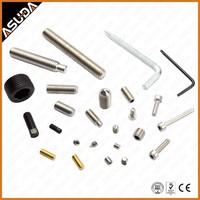 STAINLESS STEEL GALVANIZED STEEL AND COPPER MATERIAL STEEL SET SCREW
