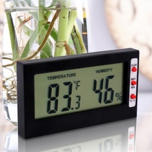 Incubator Temperature Measuring Instrument Digital Thermometer Hygrometer Humidity