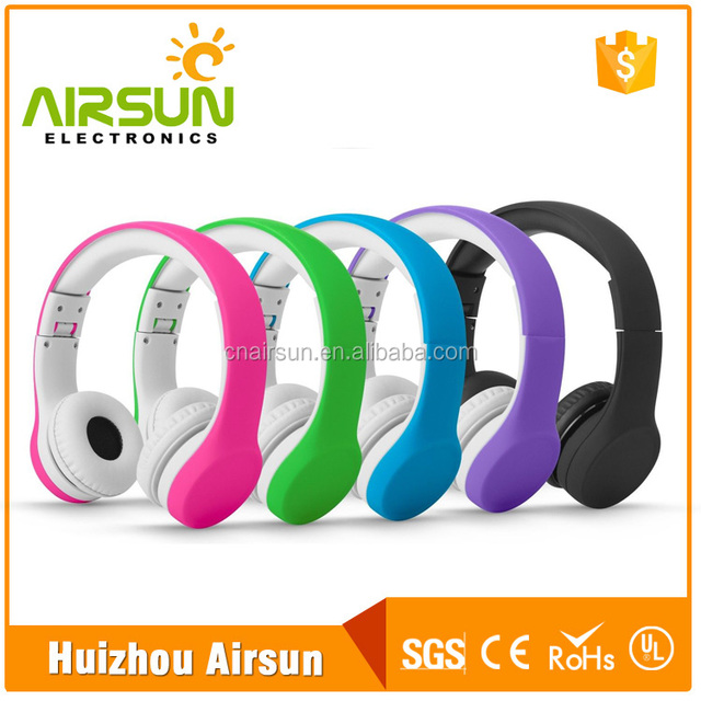3.5MM Stereo Headset Dynamic Headphone