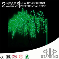 Height 1.5m little led tree outdoor tree light zhong shan