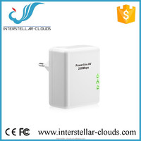 Mini 500 Mbps Powerline Adapter/Networks Adapter Kit With QoS