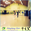 2017 Dance Flooring for ballet and all types of dance. MINGBANG dance mat pvc Ballet floor