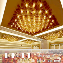 New project 2017 restaurant Decoration Used Chandelier Lighting