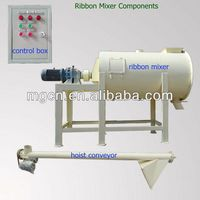 China manufacturer best quality cheap ribbon blender machinery with modern technology