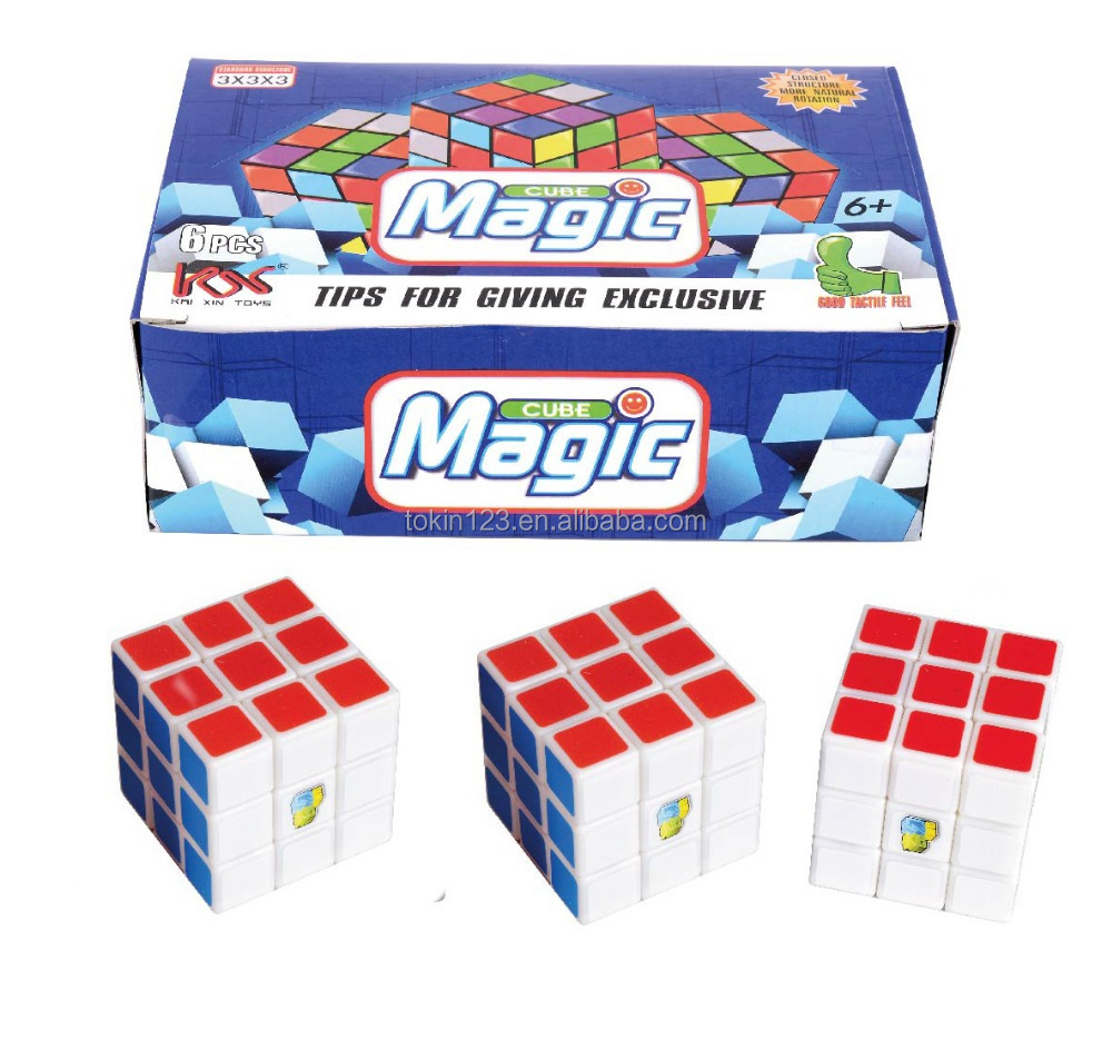 2015 China hot sale 5.7cm magnetic cube toys for children