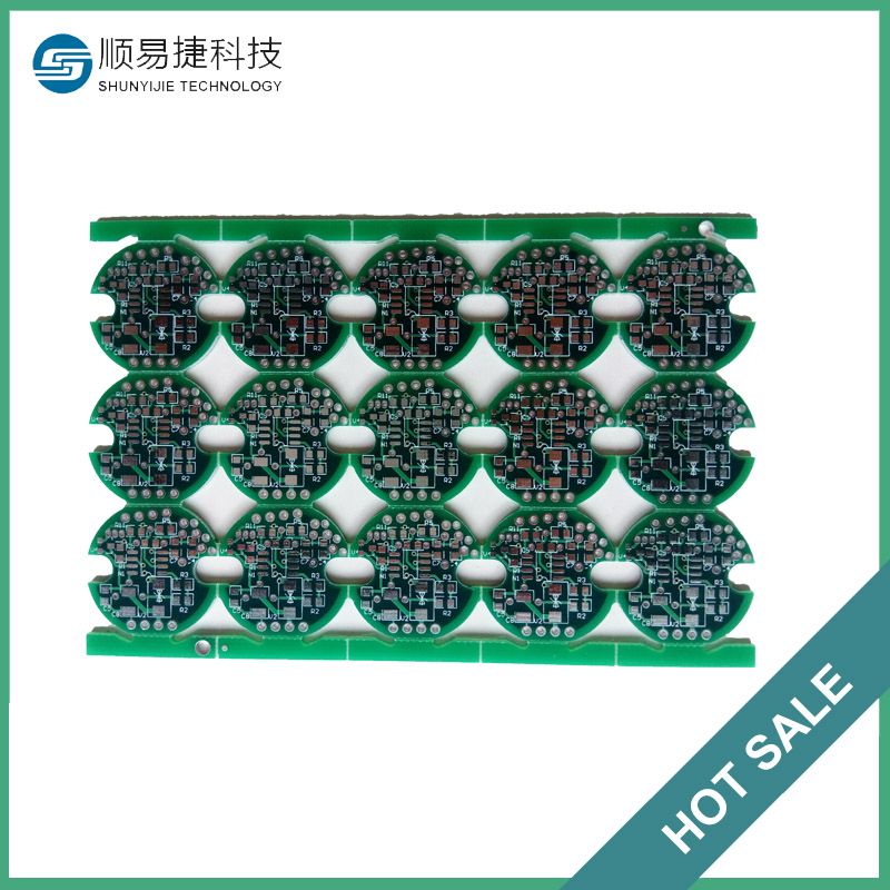 2/4 layer printed circuit board ts16949 pcb assembly manufacturer