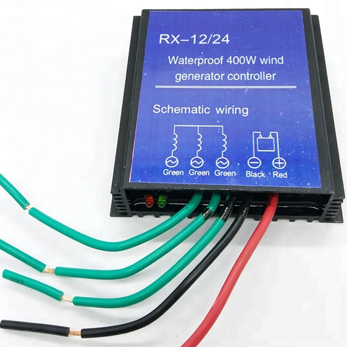 wind charge <strong>controller</strong> 12V 24V for 400w wind turbine generator, factory price and <strong>10</strong> years warranty