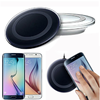 2016 Hot sell Qi S6 Wireless Charger Charger Pad Wireless Coil Charger for Samsung