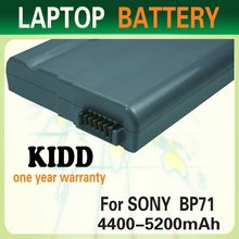 For Sony Pcga-bp71 Laptop Batteries Fit Pcga-bp71,Pcga-bp71a,Pcga-bp71auc,Pcga-bp71ce7,Vaio Pcg-700