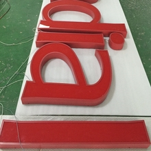 Professional commercial used electric sign board with good sale