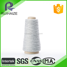 Textile Yarn Scarf Fusion 100 Polyester Yarn for Weaving