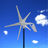 CE certificate five blades wind turbine for house