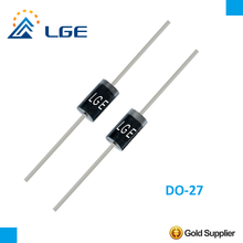 High frequency high efficiency rectifier diode 5a HER506