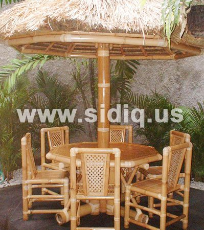 bamboo gazebo for Whole house/outdoor-SAG006