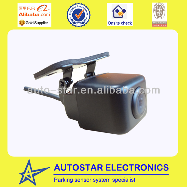 Waterproof car reverse camera system