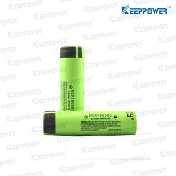 18650 3400mAh - li-ion battery cell NCR18650B for Panasonic